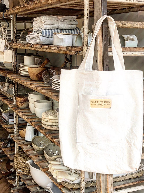 Everyday Cotton Canvas Tote