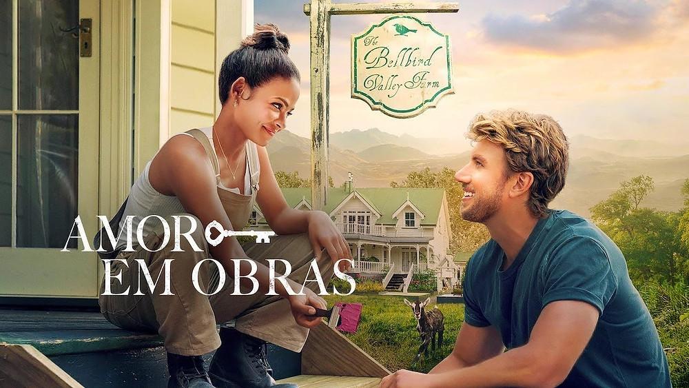 Filme Amor em Obras, original da Netflix