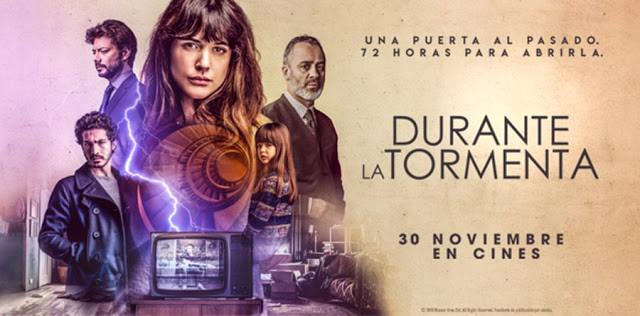 Filme espanhol Durante a Tormenta