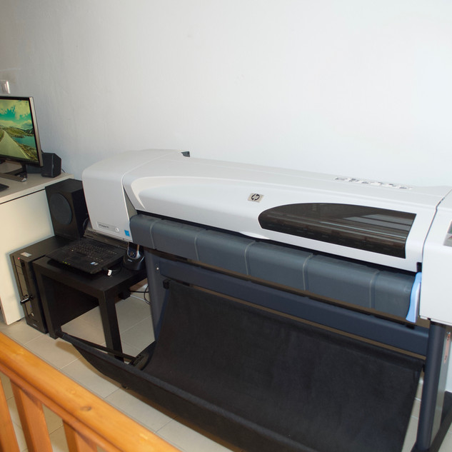 Plotter HP DesignJet 510c