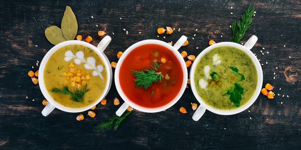 Drive-Thru Soup Meal