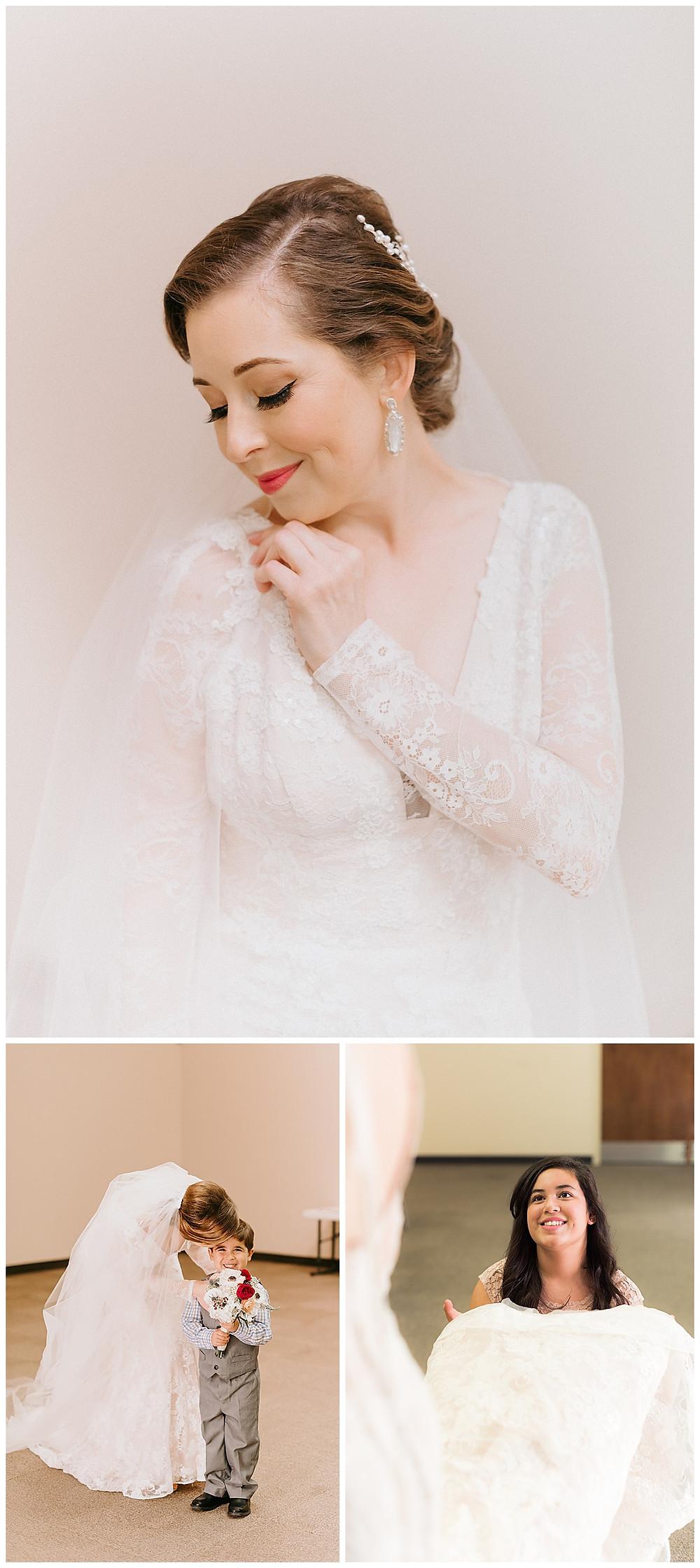McAllen Wedding Dress