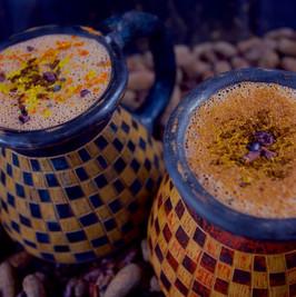 ceremonial cacao drink