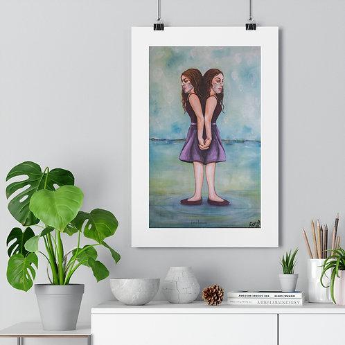 Loneliness Giclée Art Print