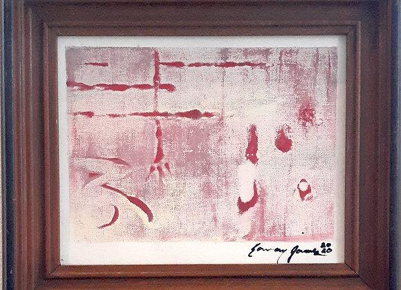 Eamonn James- Contemporary Abstract #12