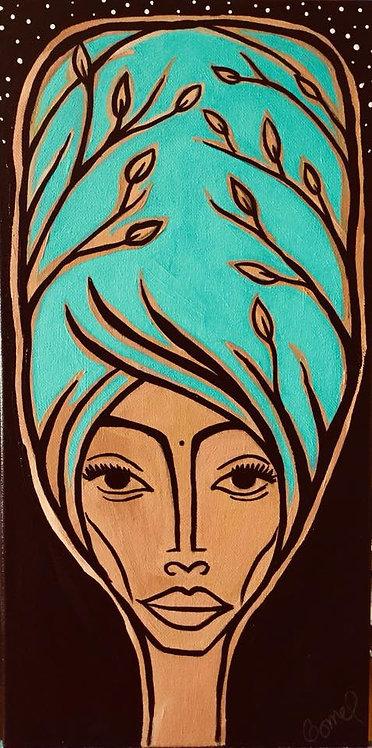 Painting Night Out!- Erykah Badu