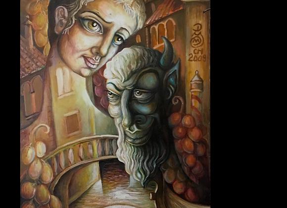 The Devil & Mrs. Jones- Jovan Mihailovic