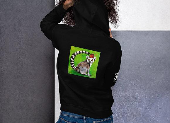 Lemur Unisex Hoodie