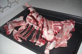 Beef Bones x 4