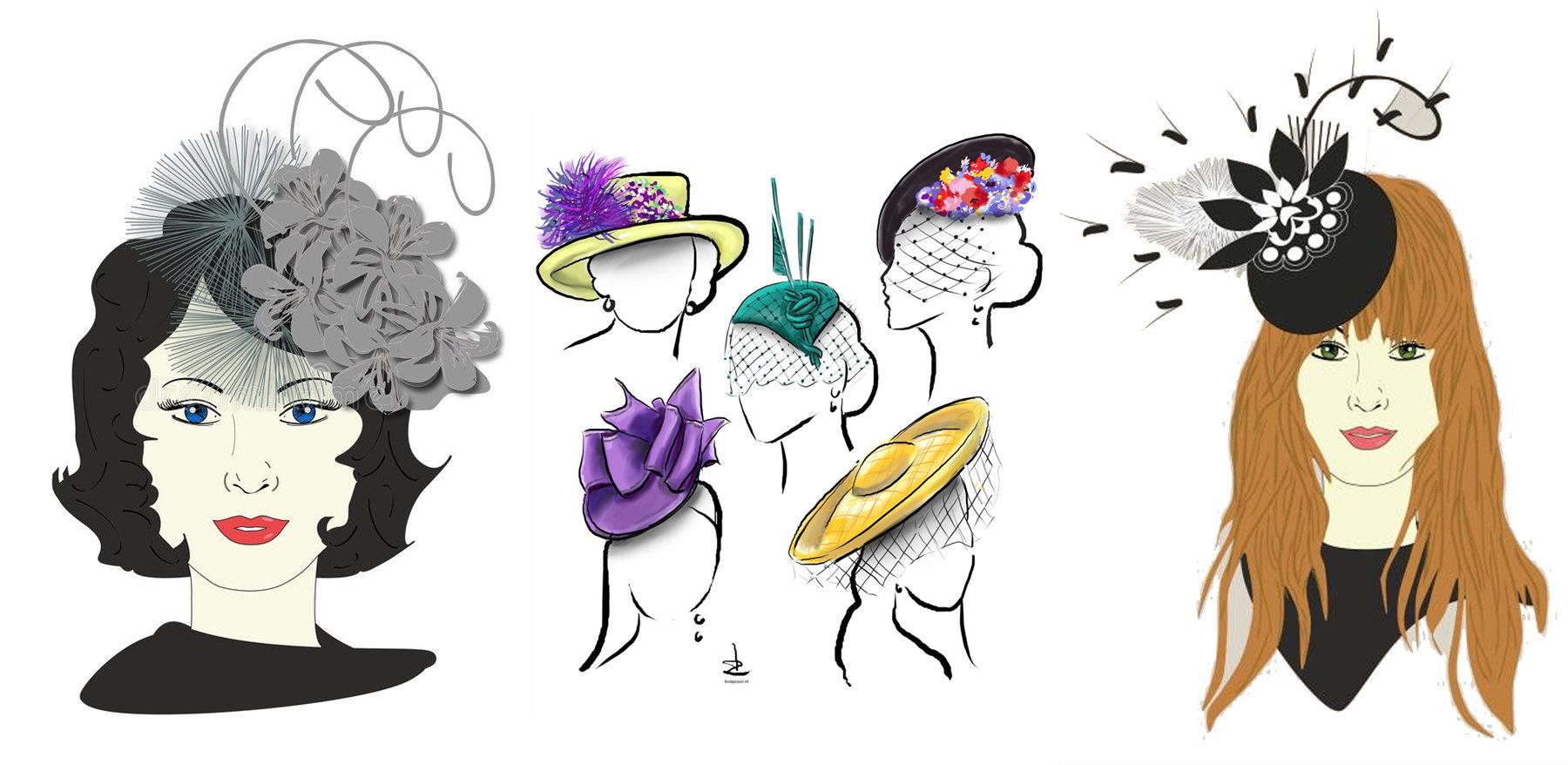Make your own Sinamay Fascinator Hat