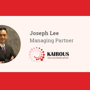 Kairous Capital: Putting Chinese companies on a fast boat to SEA