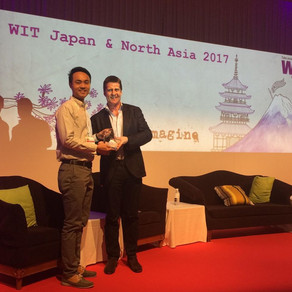 SOFTINN COMES OUT TOPS AT WIT STARTUP PITCH IN TOKYO