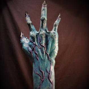 Dr. Argon Monster Glove 2