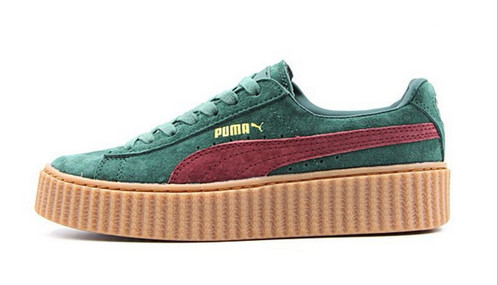 Puma Creepers Vert