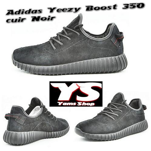 Adidas Yeezy Cuir
