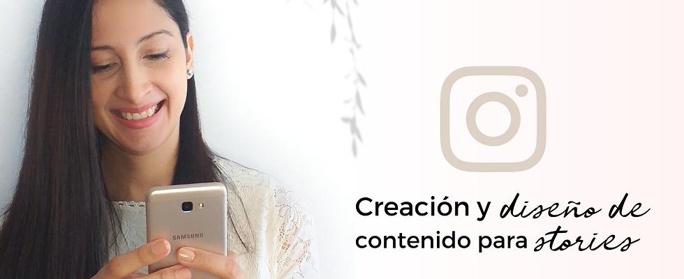 Creación y diseño de contenido para Instagram Stories