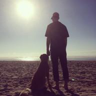 Jake & Bella at Cannon Beach