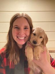 Kelsey & Firefly Litter Pup
