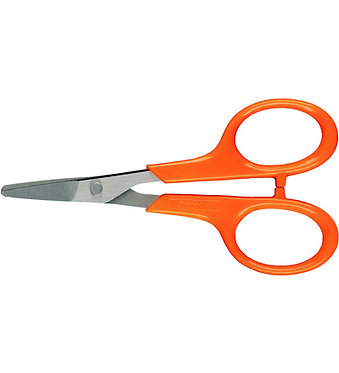 Fiskars Classic Rounded Blade Nail Scissors