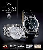 Titoni watches