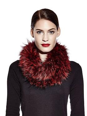 Rachel Zeitlin Silver Fox Collar