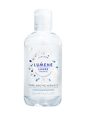 Lumene Lähde Pure Arctic Miracle 3-in-1 Micellar Cleansing Water