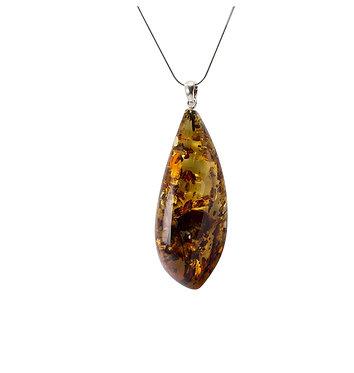 Pureosity Amber Pendant