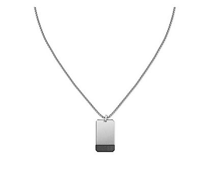 Tommy Hilfiger Dog-Tag Pendant