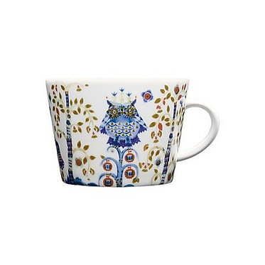 Iittala Taika White Coffee Cup