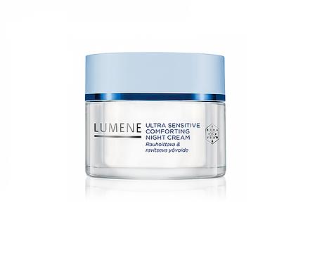 Lumene Ultra Sensitive Comforting Night Cream