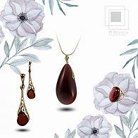 Cherry amber