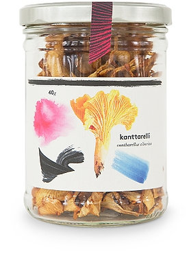 Kaavi Porcini Dried Chanterelle