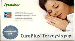 Fysioline CuroPlus Health Pillow