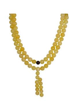 Pureosity Milky Amber Beads