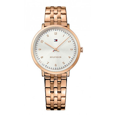 Tommy Hilfiger Ladies' Pippa Rose Gold