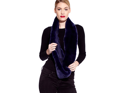 Rex wholeskin loop scarf