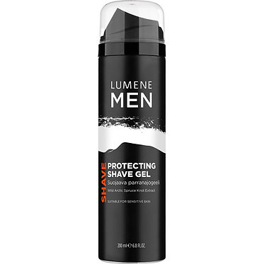 Lumene Men Protecting Shave Gel