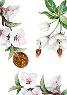 Cognac Amber Jewellery