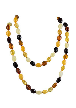 Pureosity Mixed Amber Beads
