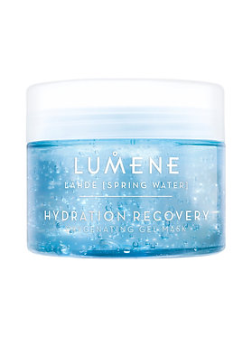 Lumene Lähde Hydration Recovery Aerating Gel Mask