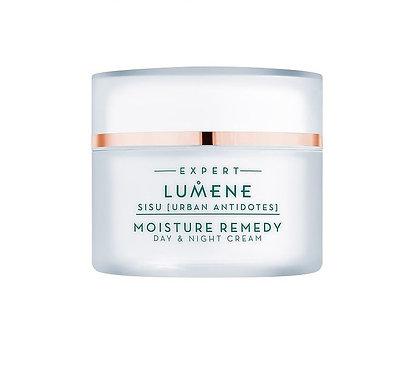 Lumene Sisu Moisture Remedy Day & Night Cream