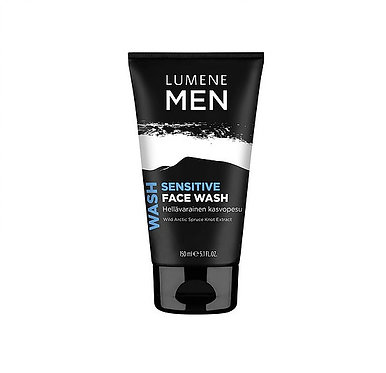 Lumene Men Sensitive Face Wash