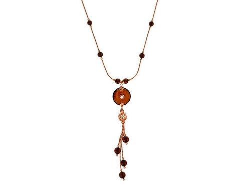 Pureosity Cherry Amber Necklace
