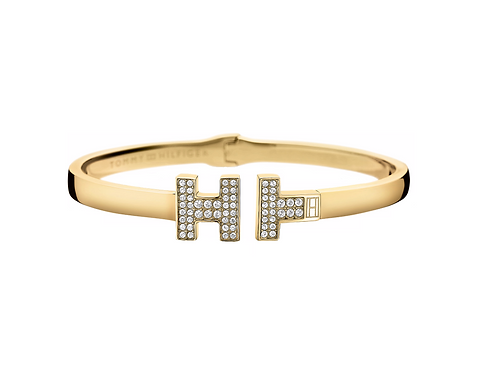 Tommy Hilfiger TH Bracelet Gold