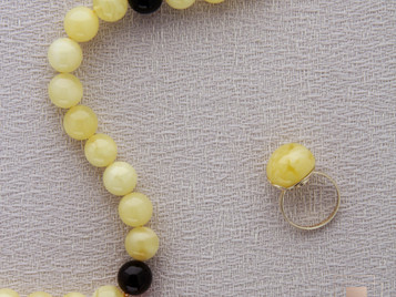 Tips for Taking Care of Your Amber Jewellery
