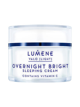 Lumene Valo Overnight Bright Vitamin C Sleeping Cream