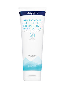 Lumene Arctic Aqua 24h Deep Moisture Body Lotion