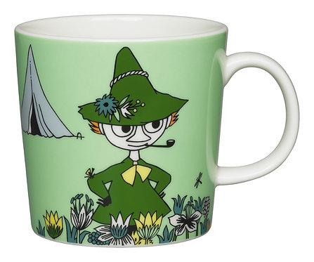 Arabia Moomin Mug Snufkin
