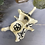 Thumbnail: Painted doe vertebrae
