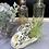 Thumbnail: Hand painted raccoon skull